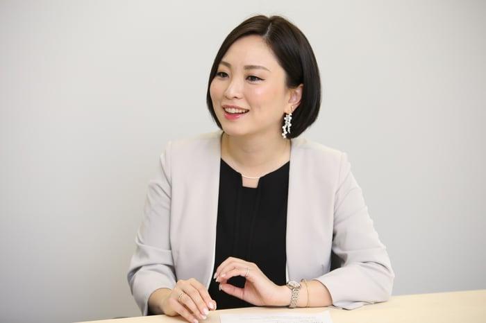 福島トヨペット株式会社 組織開発担当 取締役 佐藤藍子さん