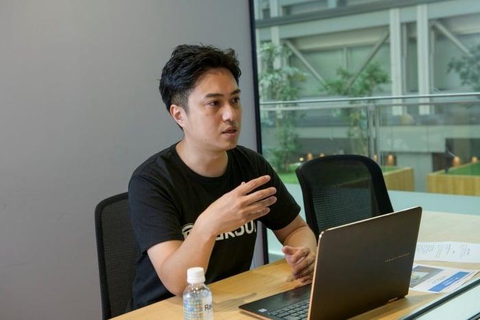 ラクスル株式会社 取締役CFO 永見世央さん