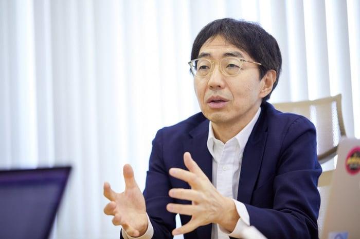 吉田行宏さん 株式会社アイランドクレア 代表取締役社長
