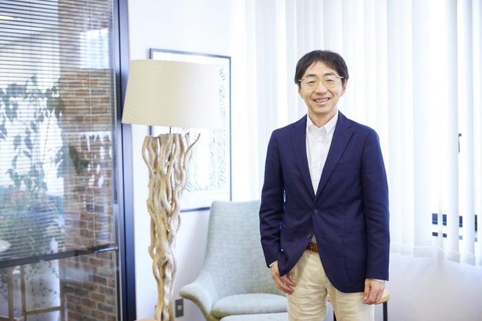 ■吉田行宏さん 株式会社アイランドクレア 代表取締役社長