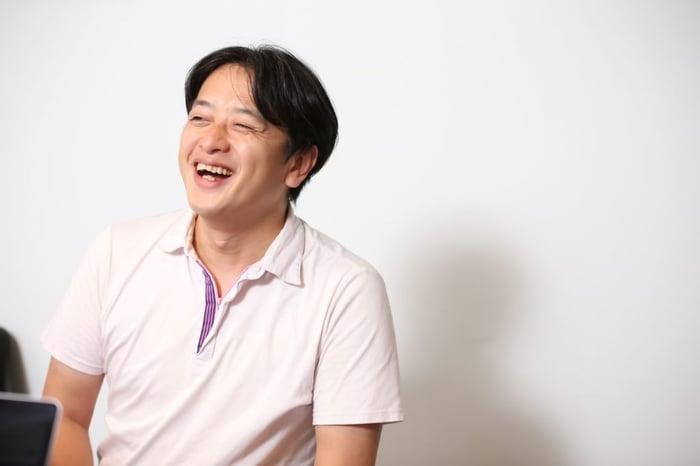 ChatWork株式会社 代表取締役CEO兼CTO 山本正喜さん