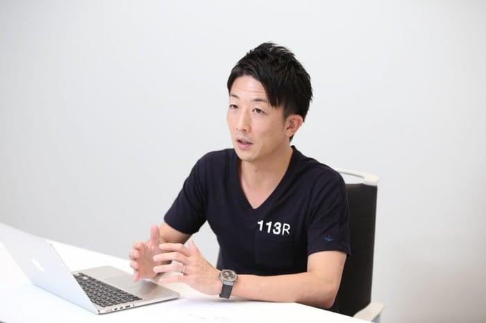 株式会社GameWith 執行役員 人材戦略部長 眞壁雅彦さん