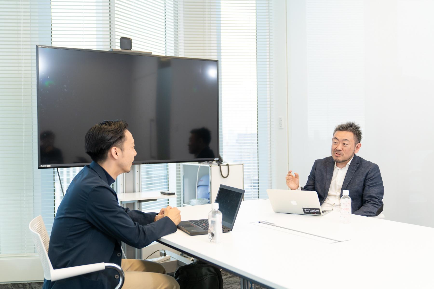 伊藤羊一さん HITO-Linkサービス事業責任者 河内佑介との対談
